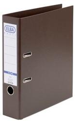 Elba ordner Smart Pro+ bruin, rug van 8 cm