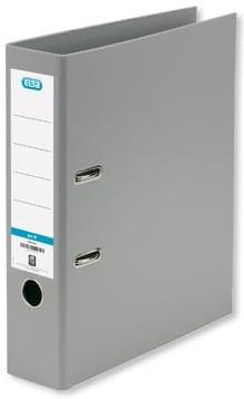 Elba ordner Smart Pro+ grijs rug van 8 cm