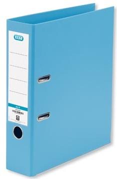 Elba ordner Smart Pro+ azuurblauw rug van 8 cm