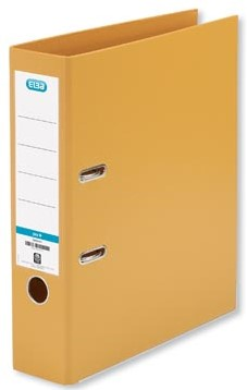 Elba ordner Smart Pro+ oranje rug van 8 cm