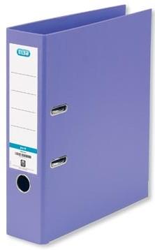 Elba ordner Smart Pro+ paars rug van 8 cm
