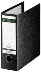 A5 ordner Leitz  karton 8cm rug zwart