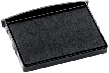 Colop stempelkussen zwart voor stempels 2400, 2460, 2600 en 2660, blister van 2 stuks