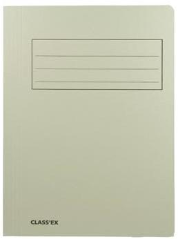 Dossiermap folio grijs