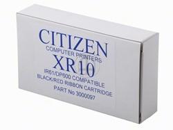 3000097 CITIZEN DP600 RIBBON IR61RB black red nylon