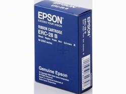 C43S015435 EPSON ERC28B RIBBON 5Mio signs black nylon