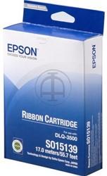 C13S015139 EPSON DLQ3500 RIBB 9Mio signs black nylon