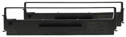 C13S015646 EPSON LQ350 FBK NYL SCHW (2) 2x2,5Mio signs nylon black