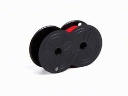 Inktlint groep 51 nylon zwart/rood voor rekenmachines