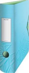 Leitz Active ordner Urban Chic, rug van 7,5 cm, blauw