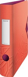 Leitz Active ordner Urban Chic, rug van 5 cm, rood