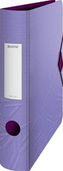 Leitz Active ordner Urban Chic, rug van 5 cm, paars