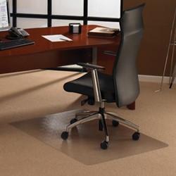 Vloerbeschermer 119x75cm voor tapijtvloeren