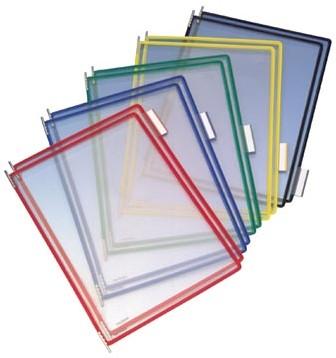 Tarifold tas t-display kleuren