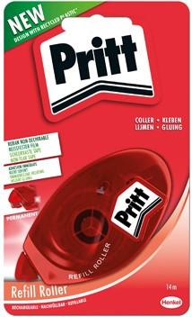 Pritt lijmroller Glue-it Refill roller niet-permanent op blister