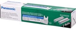 Panasonic Transfer Panasonic KXFA54X Thermo-Transfer-Rol, 105 pagina's, Inhoud VE=2 voor Panasonic KX-...