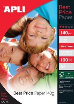 Apli Fotopapier Best Price