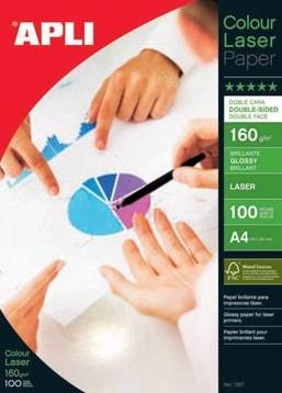 Apli Colour Laser Paper papier van 160 g/m²
