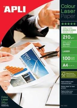 Apli Colour Laser Paper papier van 210 g/m²