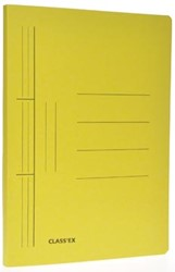 Class'ex hechtmap geel 25x32 cm A4