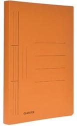 Class'ex hechtmap oranje 25x32cm A4