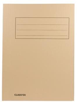 Dossiermappen karton  A4 gems ds/50