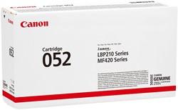 2199C002 CANON LBP215X CARTRIDGE BLK ST 052BK 3100pages standard capacity