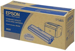 Epson developer S050520 black standard capacity