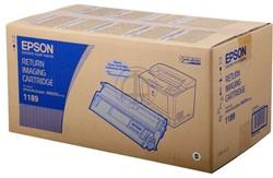 C13S051189DB EPSON M8000N CARTR (2) BLK 2x15.000Seiten return