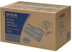 C13S051173 EPSON M4000 RET CARTR BLACK 20.000pages return