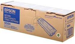 C13S050584 EPSON MX20DN TONER 8000pages return high capacity