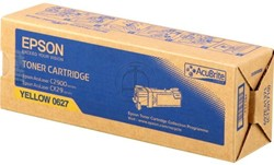 C13S050627 EPSON ALC2900 TO YE 2500pages toner yellow
