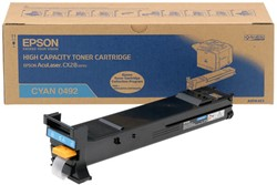 C13S050492 EPSON ALCX28DN TON AcuBrite 8000pages cyan