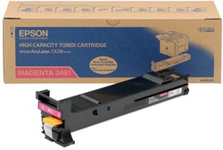 C13S050491 EPSON ALCX28DN TON AcuBrite 8000pages magenta