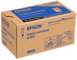 C13S050605 EPS ALC9300N TON BK 6500pages Toner black