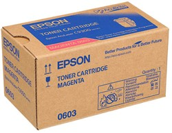 C13S050603 EPS ALC9300N TON MA 7500pages Toner magenta