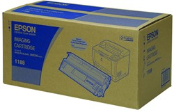 C13S051188 EPSON ALM8000 CARTRIDGE BLACK 15.000pages imaging cartridge