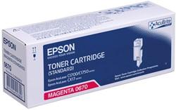 C13S050670 EPSON ALC1700 CARTRIDGE MAG 700Seiten magenta