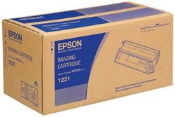 C13S051221 EPSON ALM7000N CARTRIDGE BLK 15.000Seiten