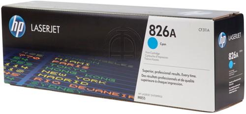 CF311A HP CLJ M855 CARTR CYA 31.500pages