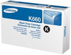 ST906A SAMSUNG CLP660 CARTRIDGE BLACK HC 5500pages Toner+OPC high capacity