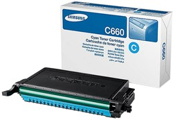 ST885A SAMSUNG CLP660 CARTRIDGE CYA HC 5000pages Toner+OPC high capacity