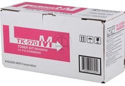 Kyocera Mita tonercartridge TK-570M magenta