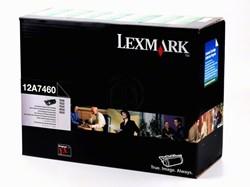 Lexmark 12A7460 toner voor etiketten return program
