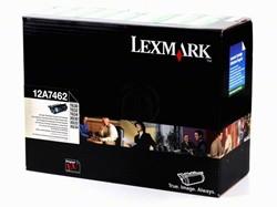 Lexmark 12A7462 toner zwart 21.000 afdrukken