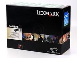 Lexmark 64016HE return program toner zwart 21.000 afdrukken