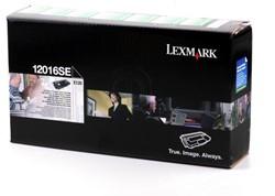 Lexmark 12016SE return program toner zwart 2.000 afdrukken