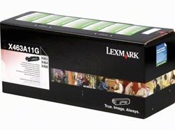 Lexmark 463A11G return program toner magenta 3.500 afdrukken