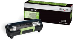 Lexmark 50F2H00 toner zwart 5000 afdrukken