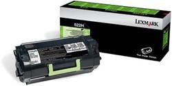 Lexmark 52D2H00 toner zwart 25.000 afdrukken